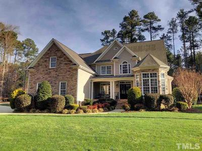 Raleigh Single Family Home For Sale: 7100 Saratoga Springs Lane