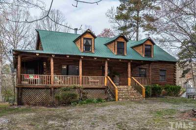 Franklin County Single Family Home For Sale: 110 Custer Cove