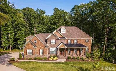 Johnston County Single Family Home For Sale: 68 Valentino Court