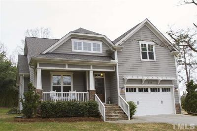 Single Family Home Pending: 5316 Olive Road