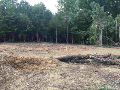 Durham County Residential Lots & Land For Sale: Garcia Avenue