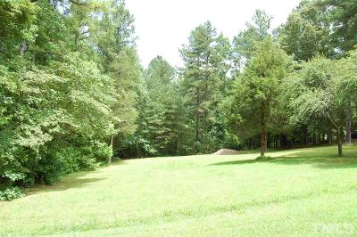 Orange County Residential Lots & Land Contingent: Lot#12 Pine Hill Drive