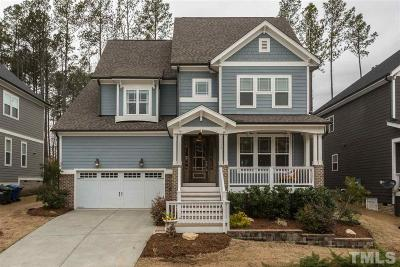 Durham Single Family Home Contingent: 8020 Rosemont Parkway