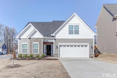 Wake County Single Family Home For Sale: 4016 Freemark Lane