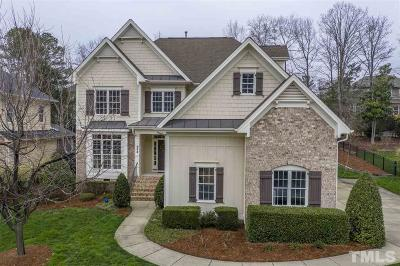 Wake Forest NC Single Family Home Pending: $499,900