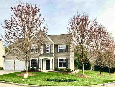 Cary Single Family Home Contingent: 204 Slate Blue Place