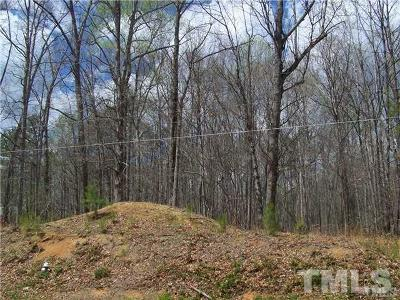 Granville County Residential Lots & Land For Sale: Salem Road