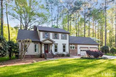 Raleigh Single Family Home For Sale: 504 Brookfield Road