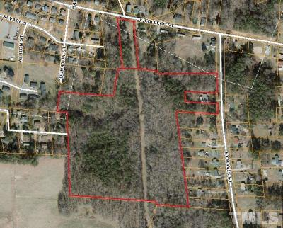 Franklin County Residential Lots & Land For Sale: College Street