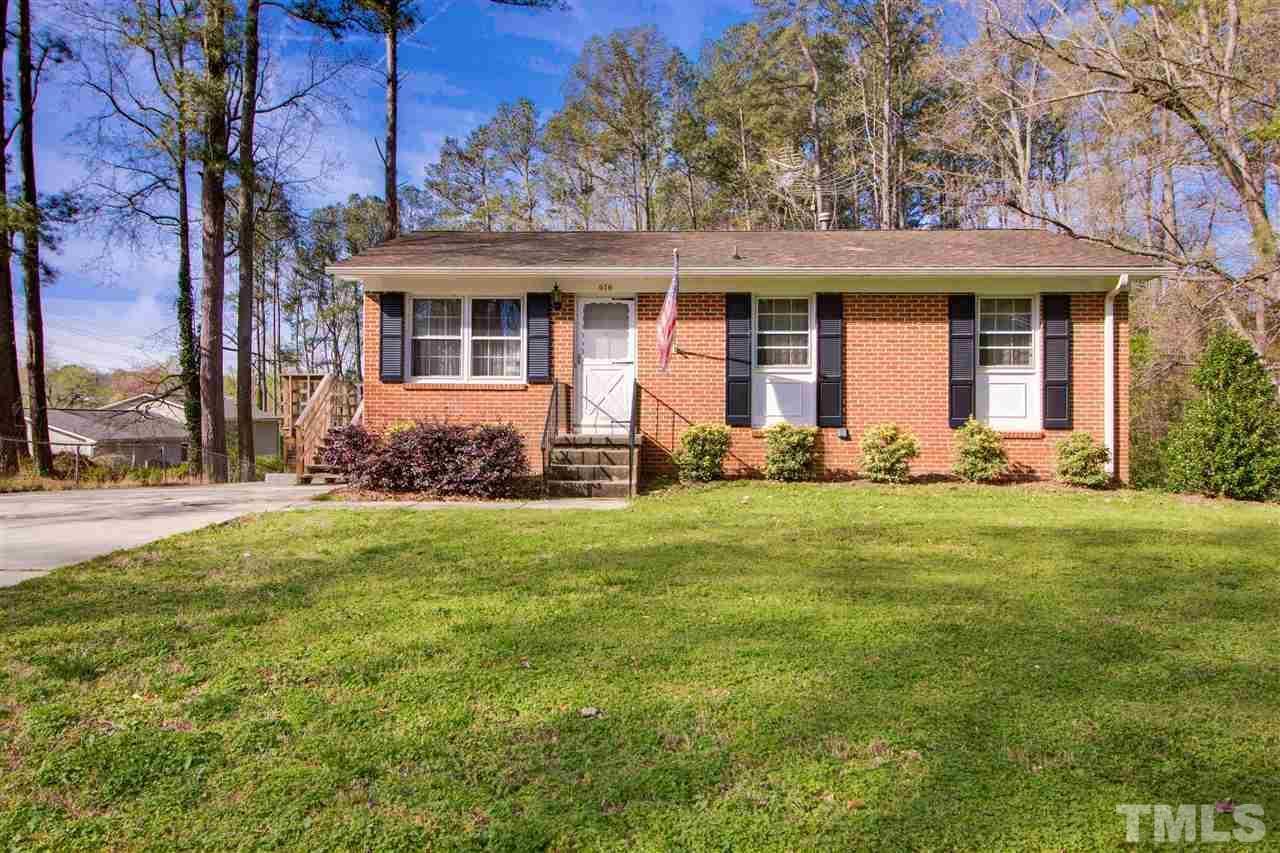 616 Old Farm Road, Raleigh, NC | MLS# 2240757 | Chelci