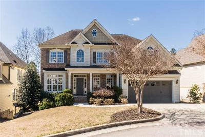Wakefield Single Family Home For Sale: 2812 Peachleaf Street