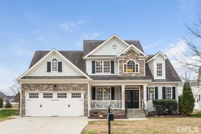 Knightdale Single Family Home For Sale: 1013 Lyndhurst Falls Lane