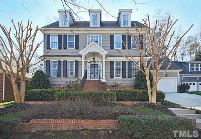 Chapel Hill Single Family Home Contingent: 121 Graylyn Drive