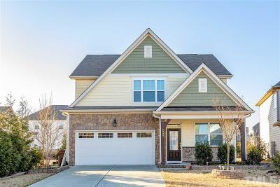 Cary Single Family Home For Sale: 6009 Fryars Gate Court