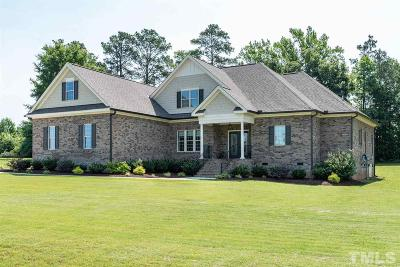 Clayton Single Family Home For Sale: 75 Grande Overlook Drive