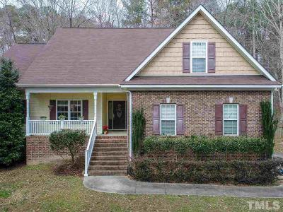 Franklin County Single Family Home For Sale: 158 Black Cloud Drive