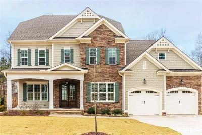 Fuquay Varina Single Family Home Contingent: 237 Sunset Bluffs Drive