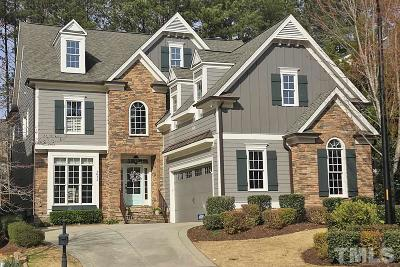 Cary Single Family Home Pending: 1013 Barnet Ridge Court