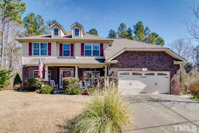 Creedmoor Single Family Home For Sale: 1220 Hunter Court
