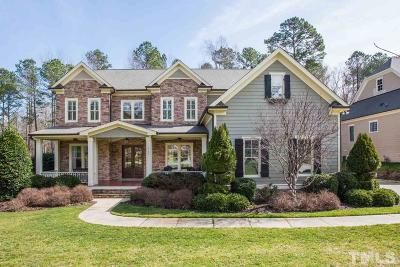 Raleigh Single Family Home Contingent: 5137 Terra Cotta Drive