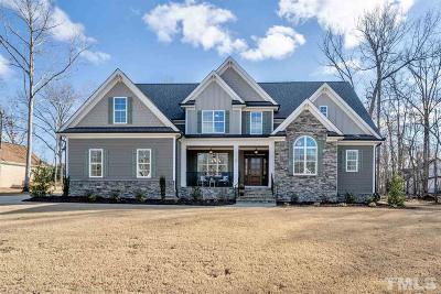 Franklin County Single Family Home Contingent: 25 Carlson Ridge Drive