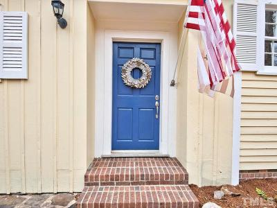 Chapel Hill Single Family Home For Sale: 418 Westwood Drive