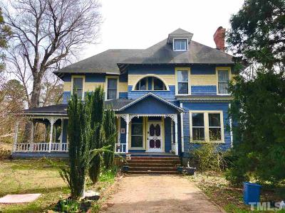 Oxford Single Family Home Contingent: 420 Williamsboro Street