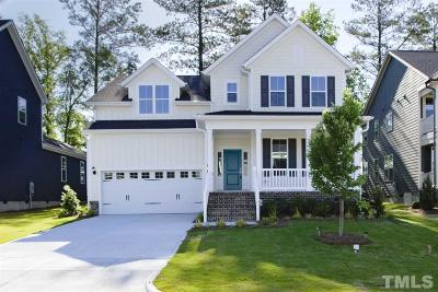 Apex Single Family Home For Sale: 1025 Chelsea Run Lane #44