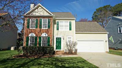 Raleigh Single Family Home For Sale: 9533 Miranda Drive