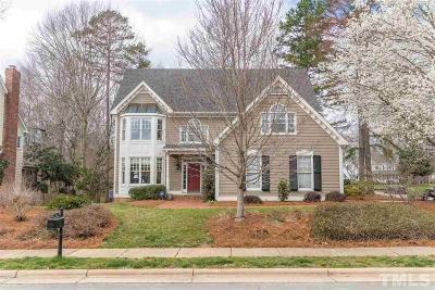 Raleigh Single Family Home For Sale: 8617 Davishire Drive