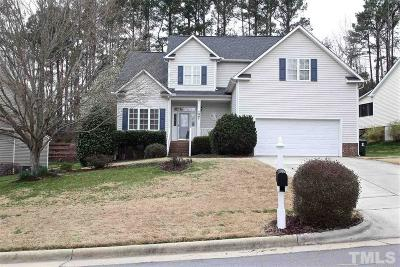 Apex Single Family Home For Sale: 1501 Patterson Grove Road