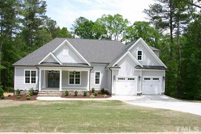 Lee County Single Family Home For Sale: 206 Streamside Drive
