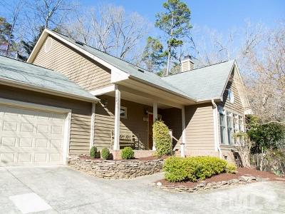 Chapel Hill Single Family Home For Sale: 102 Mullin Court