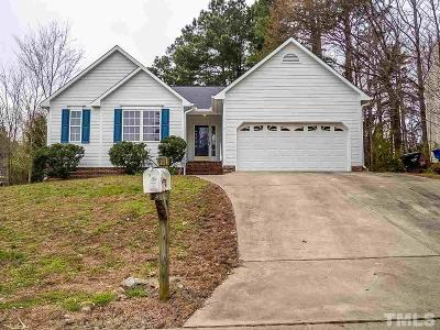 Crooked Creek, Crooked Creek At Meadowview Single Family Home Pending: 1 Guilford Place Place