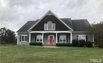 Franklin County Single Family Home Contingent: 1513 Duke Valentine Wynne Road