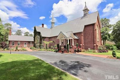 Pinehurst Single Family Home For Sale: 35 McLean