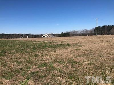 Johnston County Commercial Lots & Land For Sale: 86 Old Roberts Road