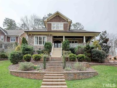 Raleigh Single Family Home For Sale: 1419 Nottingham Road