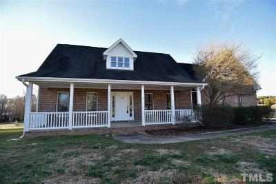 Wake Forest Single Family Home For Sale: 7932 Melcombe Way