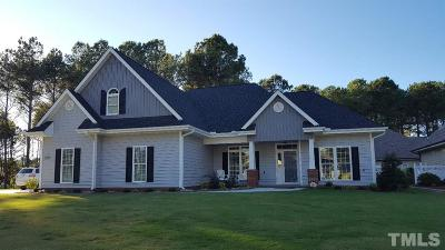 Harnett County Single Family Home For Sale: 204 Crescent Drive