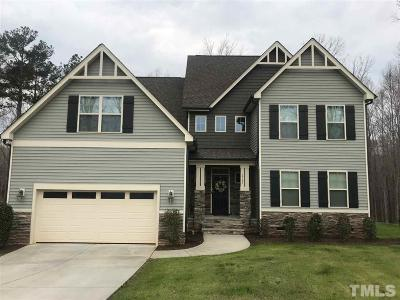Franklinton Single Family Home For Sale: 1728 Rapids Court