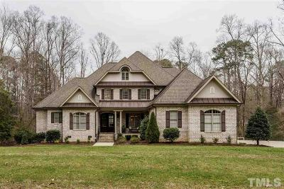 Garner Single Family Home For Sale: 173 Bonica Creek Drive
