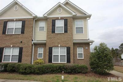 Townhouse Contingent: 387 E Willhaven Drive