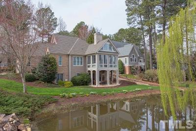 Chapel Hill Single Family Home For Sale: 81006 Alexander Drive