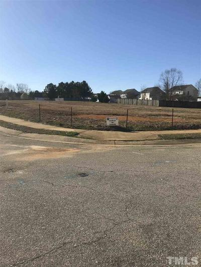 Johnston County Residential Lots & Land For Sale: 200 Winding Wood Drive