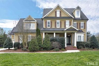 Cary, Durham Single Family Home For Sale: 107 Poplin Court