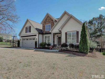 Cary Single Family Home Contingent: 405 Mickey Lane