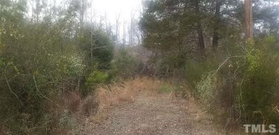Apex Residential Lots & Land For Sale: 9220 Eisenhower Drive