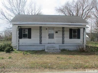 Single Family Home Pending: 215 Pearl Street