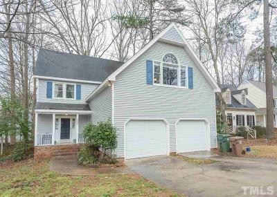Cary Single Family Home For Sale: 203 Leeward Court